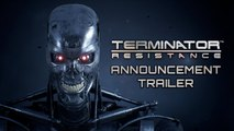 TERMINATOR Resistance Official Announcement Trailer 2019 (PS4, Xbox One & Steam)