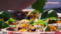 Le 18:18 : le premier festival de la pizza a commencé sur le Vieux-Port de Marseille