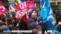 SNCF : Jean-Pierre Farandou succèdera à Guillaume Pépy à la tête du groupe