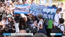 Fukushima : trois ex-dirigeants de Tepco, exploitant de la centrale, acquittés