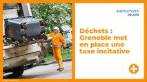 Déchets : Grenoble met en place une taxe incitative