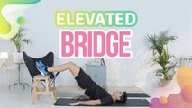 Elevated bridge - Step to Health
