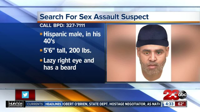 Bakersfield Police looking for man who reportedly sexually assaulted girl walking home from school