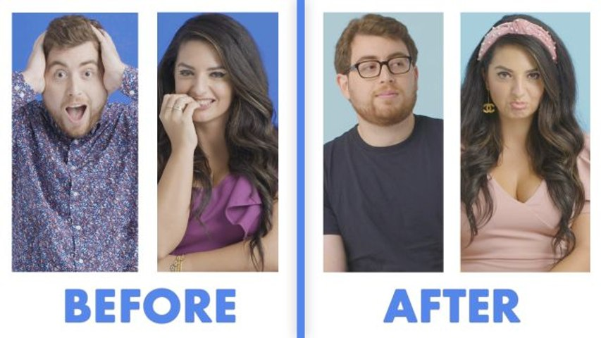 Interviewed Before and After Our First Date - Sarah & Daniel