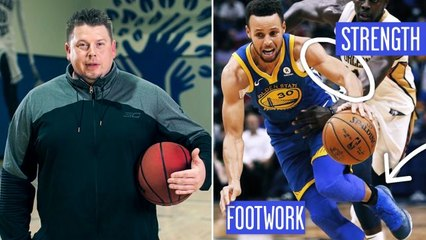 Every Exercise Steph Curry's Trainer Makes Him Do