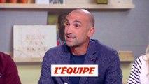 Alonzo «Idrissa Gueye a été exemplaire» - Foot - Extrait - EDE