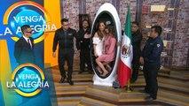 Conoce la Cápsula K-107, diseñada por mexicanos para salvar vidas durante sismos. | Venga La Alegría