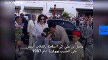 وفاة الرئيس التونسي الأسبق زين العابدين بن علي في مقر إقامته في السعودية