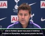 6e j. - Tottenham victime de remontadas : Pochettino pas inquiet
