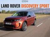 Essai Land Rover Discovery Sport D240 MHEV R-Dynamic 2019