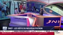 Jean-Pierre Farandou, futur patron de le SNCF - 19/09