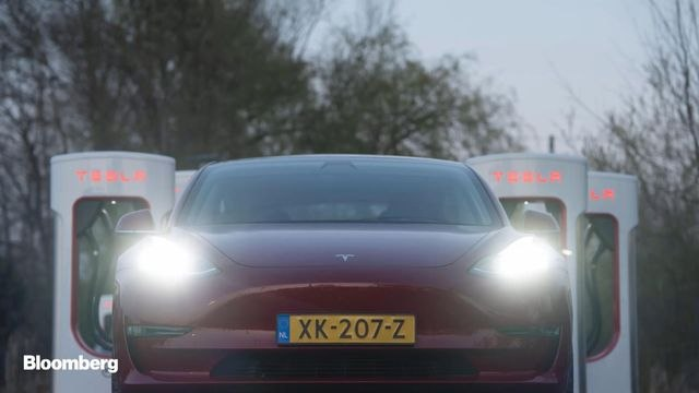 Tesla Model 3 Wins Top Safety Award