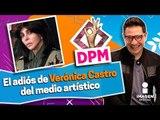 ¡Verónica Castro y su adiós mediático por el escándalo con Yolanda Andrade!