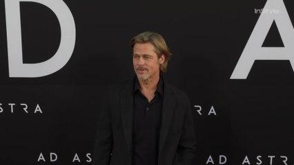 Brad Pitt at 'Ad Astra' Red Carpet Premiere