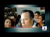 Así respondió el gobernador de Veracruz al asesinato de odontóloga | Noticias con Ciro Gómez
