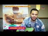 Leonardo Aguilar sigue consejos de su padre y su abuela Flor Silvestre | De Primera Mano