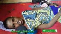 Maladie : très souffrant, Mamadou Bailo Bah a besoin de votre aide