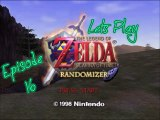 Lets Play - Legend of Zelda - Ocarina of Time Randomizer Master Quest Edition - Episode 16 - Fire Temple
