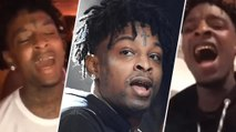 21 Savage's Obsession With Singing Slow Jams On IG | Genius News