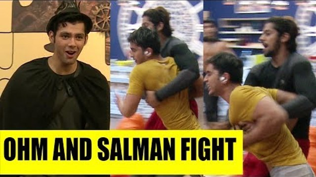 Ace of Space 2: OHM and Salman's fight