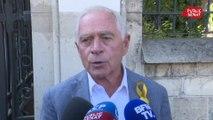 """François Patriat (LREM) : """"La fronde, c'est le poison des mouvements qui entraîne l'émiettement et leur chute"""""""