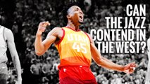Can the Jazz contend in the West? | Utah Jazz