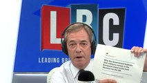 Nigel Farage's Outraged Reaction To Cameron's Solutions For Brexit