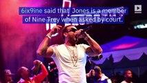 6ix9ine Names Cardi B and Jim Jones as Nine Trey Gangsta Blood Members During Testimony