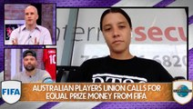 Sam Kerr On The Fight For Equal Pay