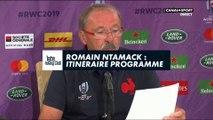 Romain Ntamack : itinéraire programmé