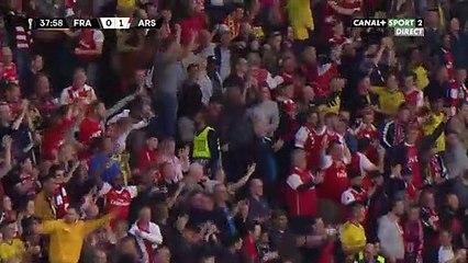 #EL - Francfort 0 / Arsenal 3