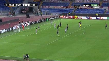#EL - AS Roma 4 / Basaksehir 0