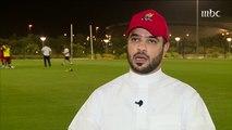 سلطان أزهر رئيس الوحدة يكشف سبب إقالة المدرب رغم الفوز على الأهلي لصدى الملاعب