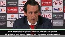 "Groupe F - Emery : ""Pépé va s'améliorer"""