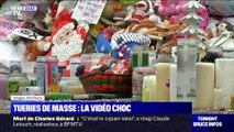 Tueries de masse: La vidéo choc - 19/09
