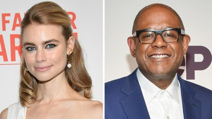 Lucy Fry Says Forest Whitaker Was a 'Gentle, Wonderful Leader' on the 'Godfather of Harlem' Set