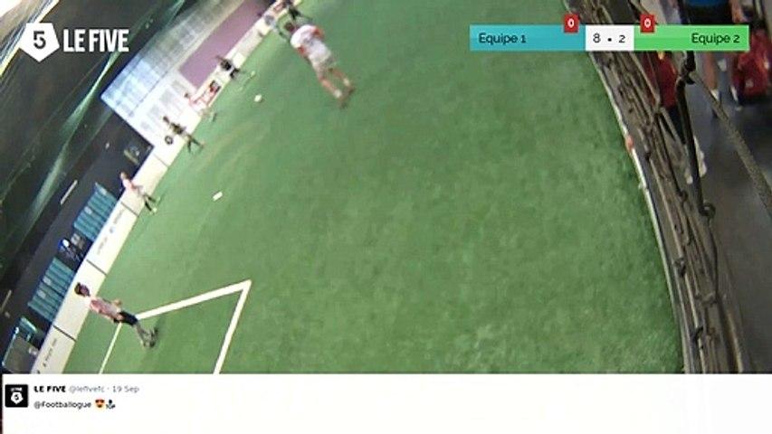 But de Equipe 2 (8-3)