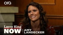 Amy Landecker on the terrifying real-life similarities portrayed on 'The Handmaid's Tale'