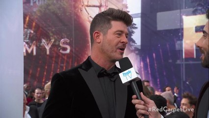 Robin Thicke On The Release Of His New Song