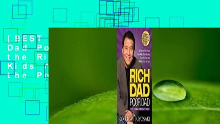 [BEST SELLING]  Rich Dad Poor Dad: What the Rich Teach Their Kids About Money That the Poor and