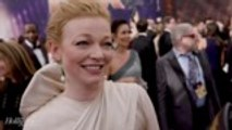 Sarah Snook On First Emmy Awards, Meeting Amy Adams  | Emmys 2019