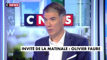 Olivier Faure - CNews vendredi 20 septembre 2019