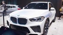 BMW i Hydrogen NEXT at the Frankfurt International Motor Show 2019