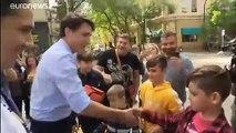 Kanada: Wirbel um rassistische Kostümierung belasten Trudeaus Wahlkampf