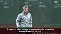 Man United legends assess Solskjaer's rebuild