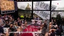 Echange tendu dans l'émission politique de France 2 entre Isabelle Saporta et Amélie de Montchalin: «Vous parlez comme des fichiers Excel» - VIDEO