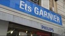 Ets Garnier, vente télévision et électroménager à Levallois Perret