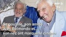 Décès de l'acteur Charles Gérard, grand ami de Belmondo