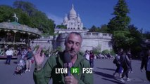 Football - Ligue 1 avec Thoen : Lyon - Paris