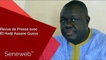 Revue de Presse du 20 Septembre 2019 avec Assane Gueye